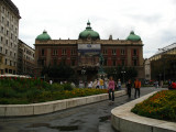 Trg Republike and National Museum