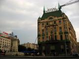 Hotel Moskva on Terazije