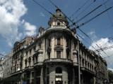 Neo-classical building on Kneza Miloša