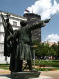 Statue of Knez Miloš