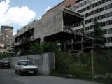 Smaller NATO-bombed structure