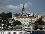 Stari Grad and Saborna Church spire