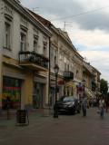 Central street in Zemun