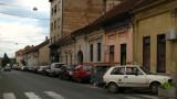 Low-rise old housing in Zemun