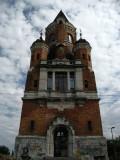 Below the Millennium Tower on Gardoš