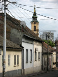 Backstreet and Ascension of Virgin Mary Church