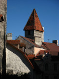 Turret of the old town walls