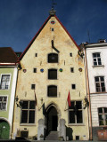 Medieval townhouse on Lai