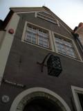 Lantern and facade
