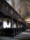 Interior of Holy Spirit Church