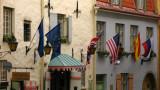 Flags lining Pühavaimu
