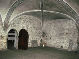 Inside chamber of the Dominican Monastery