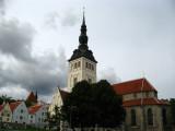 Spire of St. Nicholas's Church