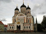 Alexander Nevsky Cathedral and Lossi Plats