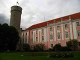 Pikk Hermann tower and Toompea Castle