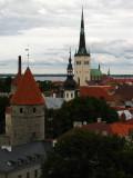 Nunnatorn and St. Olaf's Church