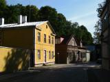 Quiet corner of Vallikraavi