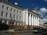 Main building of Tartu University