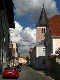Jaani Street with St. John's Church
