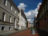 Long stretch of Rüütli Street