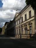 Shadowed facades on Lai