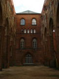Cathedral ruins and University History Museum