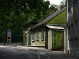 Old wooden house on K. E. v. Baeri