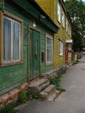 Rustic houses on Tähtvere, Supilinn