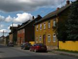 Residential stretch on Herne, Supilinn