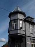 House at corner of Kloostri and Kroonuaia