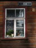 Window along Oa Street