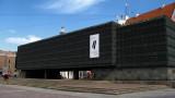 Bunkerlike Museum of Occupation in Latvia