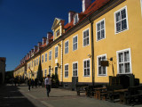 Long facade along Torņa iela