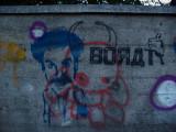 Borat lives in Rīga!