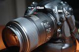 Nikkor 105mm f/2.8G ED-IF AF-S VR Micro