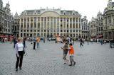 The Grote Markt - La Grand-Place