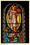 Bishops Chapel - Stained Glass - Kapel van de Bisschoppen - Gebrandschilderde Ramen - I
