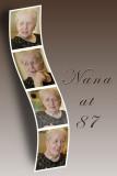 Nana at 87