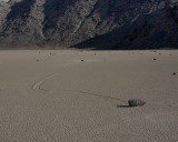 Racetrack Playa Rock