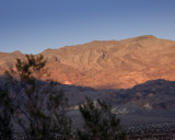 Sunset - Amargosa Range