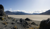 Racetrack Playa From Grandstand Panorama