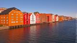Old Bridge View II, Trondheim