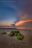 Sunset in Qurum Beach