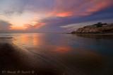 Sunset at Qurum Beach