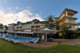 Coral Sea Hotel (fisheye view)