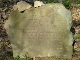 Sara, daughter of Mordechai David died 14th Kislev 5633 (1872)