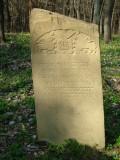 Yakov Josef son of Rabbi Yitzchak Isaac died 13th Iyar 5643 (1883)