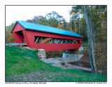 Helmick Mill Covered Bridge