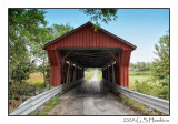 Buckskin Covered Bridge