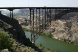 Perrine Bridge at Twin Falls
